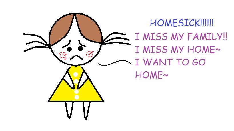 How to Beat Homesick
