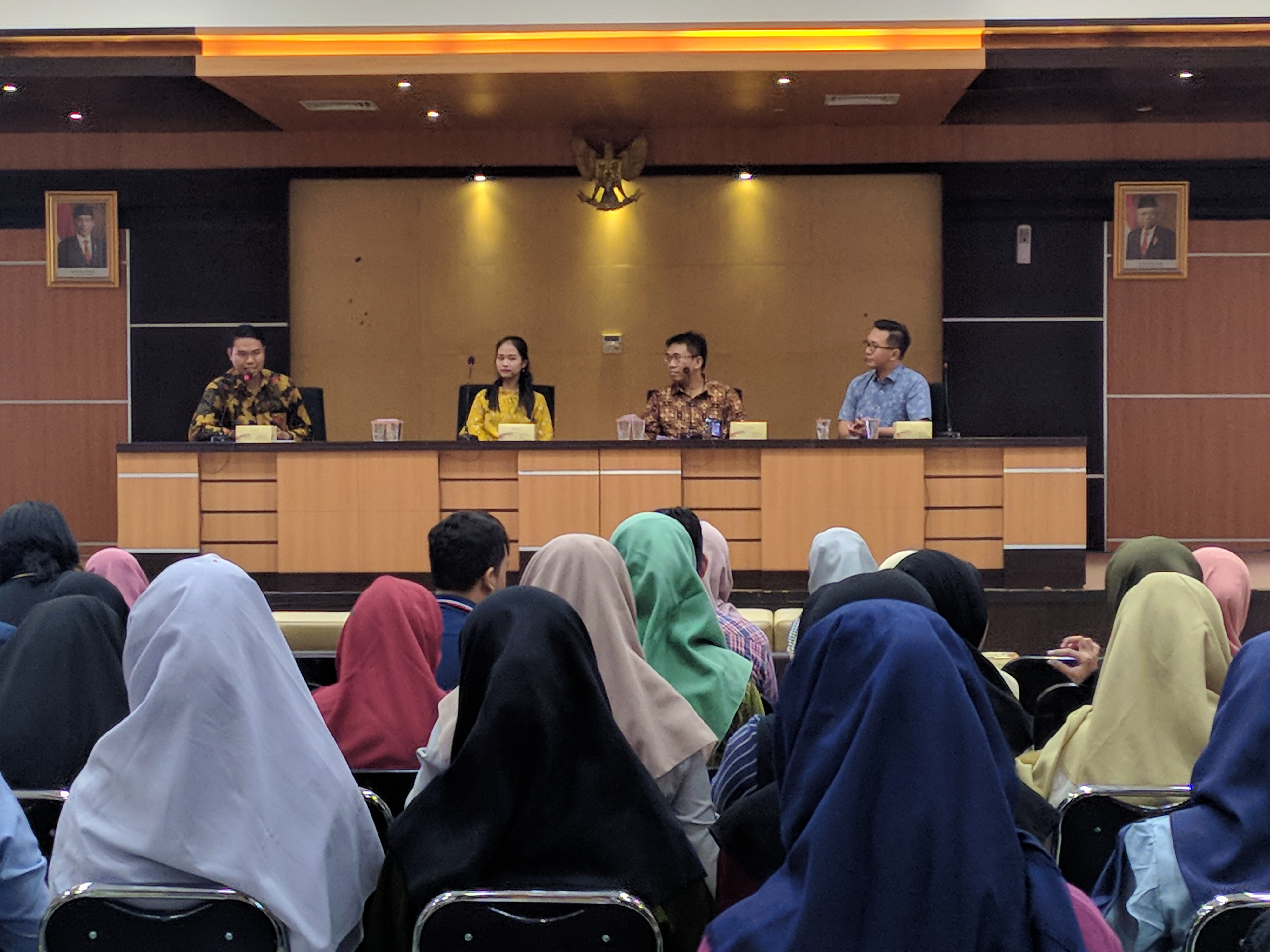 Internship Program Info Session at Universitas Negeri Surabaya