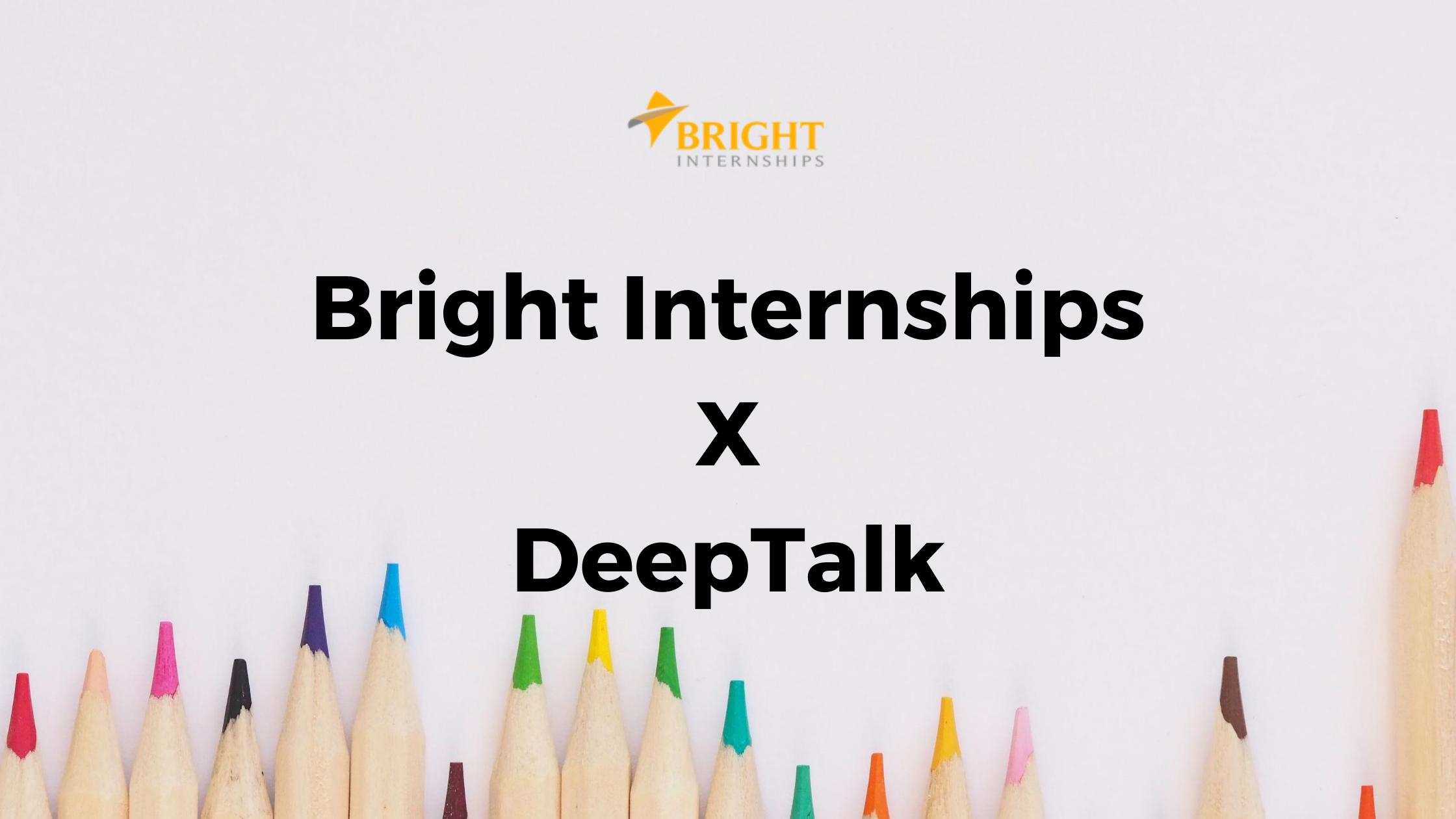 internship webinar