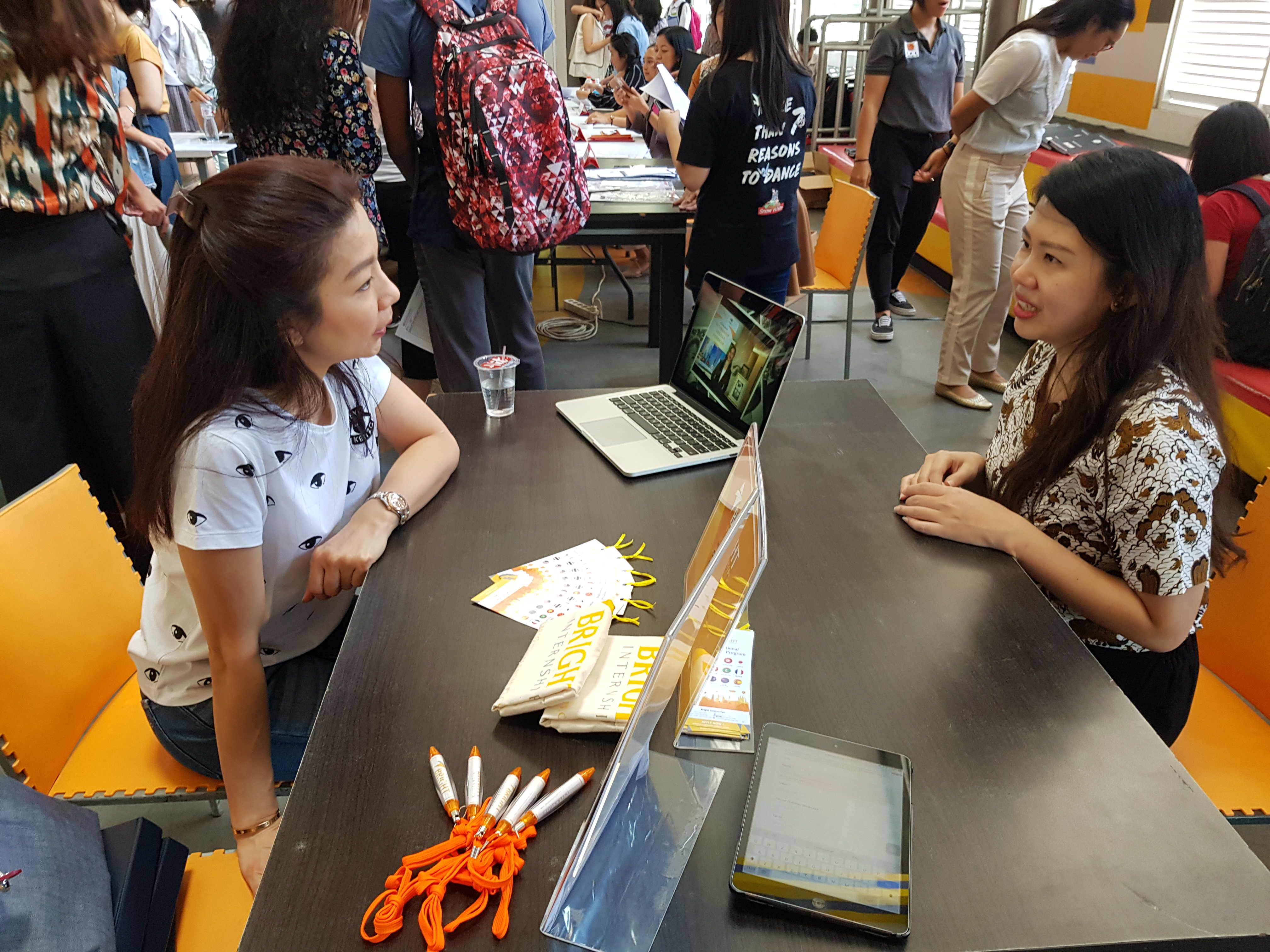 Internship Program Info Session at Singapore National Academy