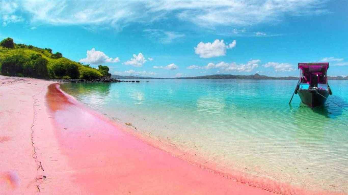 Beautiful Beach in Malang