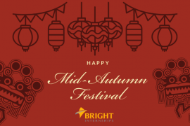Happy Mid-Autumn Festival from Bright Internships Team