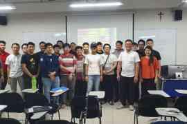 International Program Info Session at Unika Atma Jaya