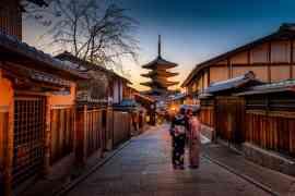 Japan Internship Kyoto